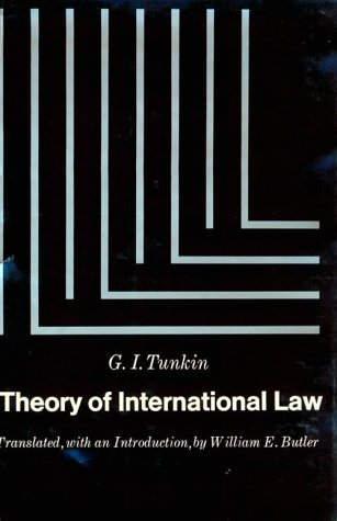 9780674880016: Theory of International Law