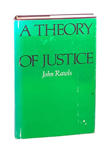9780674880108: A Theory of Justice