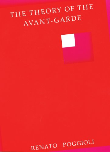 9780674882157: The Theory of the Avant-Garde