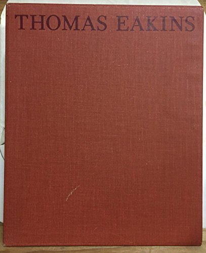 9780674884908: Thomas Eakins (2 volumes)