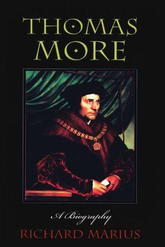 9780674885257: Thomas More: A Biography