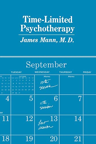 9780674891913: Time-Limited Psychotherapy (Commonwealth Fund Book): 25 (Commonwealth Fund Publications)