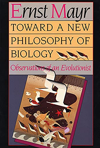 9780674896666: Toward a New Philosophy of Biology: Observations of an Evolutionist