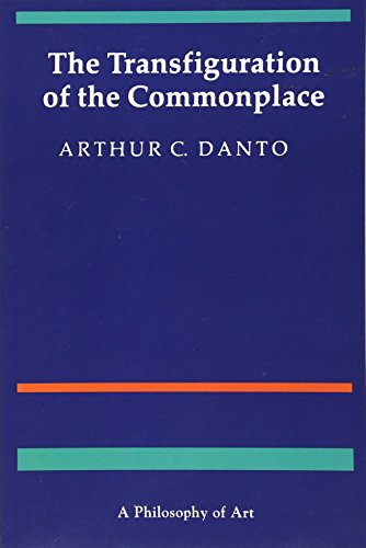 9780674903463: The Transfiguration of the Commonplace: A Philosophy of Art