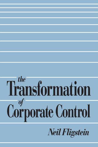 9780674903593: The Transformation of Corporate Control