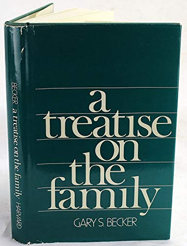 9780674906969: A Treatise on the Family: First Edition