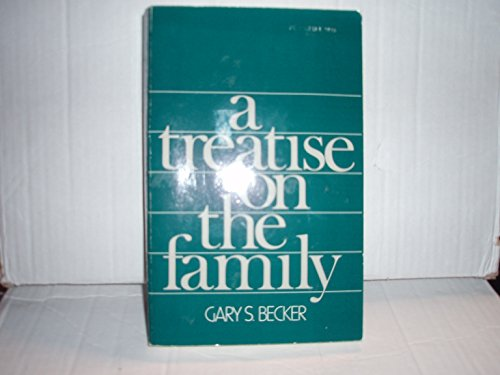 9780674906976: A Treatise on the Family: First Edition