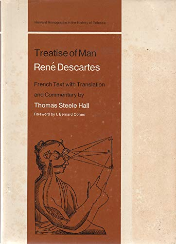 9780674907102: Treatise of Man (Monographs in History of Science)