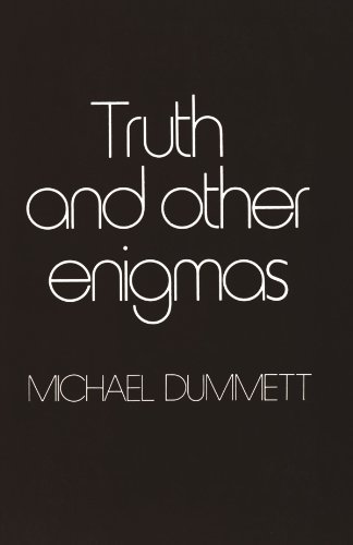 9780674910768: Truth and Other Enigmas