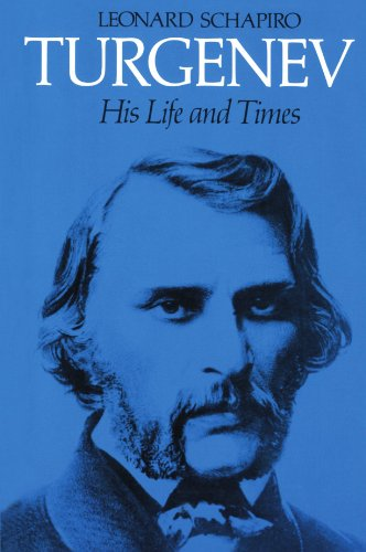 9780674912977: Turgenev His Life and Times