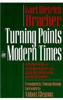 9780674913547: Turning Points in Modern Times: Essays on German and European History
