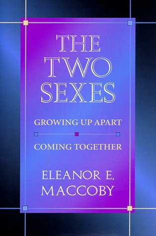 9780674914810: The Two Sexes: Growing Up Apart, Coming Together