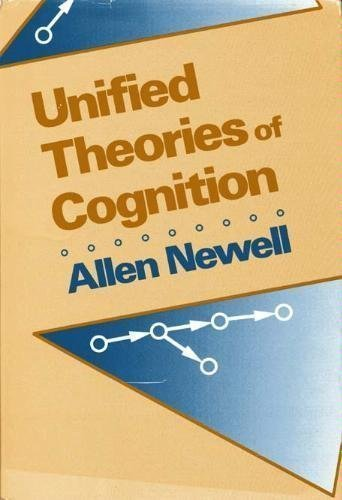 9780674920996: Unified Theories of Cognition (The William James Lectures)