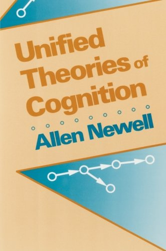 9780674921016: Unified Theories of Cognition (Paper)