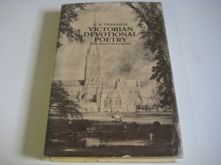 9780674935860: Victorian Devotional Poetry: The Tractarian Mode