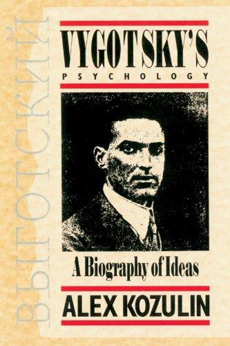9780674943667: Vygotsky's Psychology: A Biography of Ideas