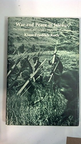War and Peace in Jal?m?: The Management: Klaus-Friedrich Koch