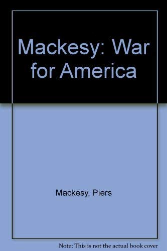 9780674946057: The War for America, 1775-1783