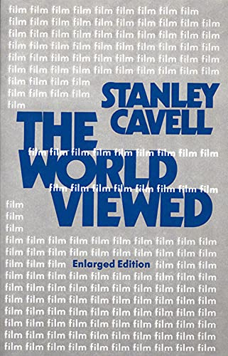 9780674961968: The World Viewed: Reflections on the Ontology of Film