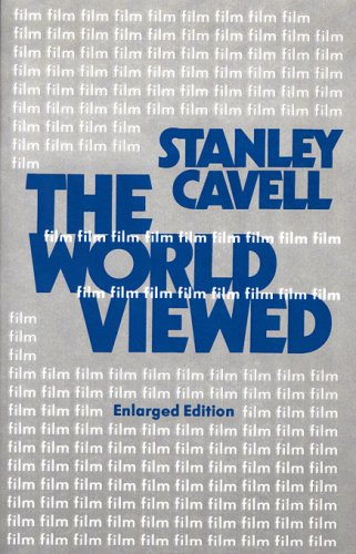 9780674961975: The World Viewed: Reflections on the Ontology of Film