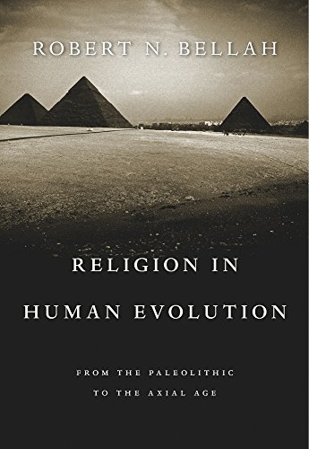 9780674975347: Religion in Human Evolution: From the Paleolithic to the Axial Age