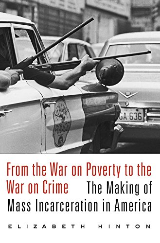 9780674979826: From the War on Poverty to the War on Crime: The Making of Mass Incarceration in America