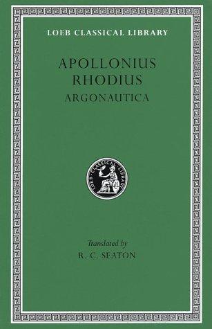 9780674990012: Apollonius Rhodius: Argonautica (Loeb Classical Library #1)
