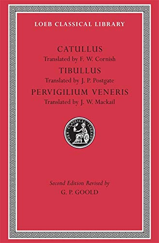 9780674990074: Works: WITH Works AND Pervigilium Veneris (Loeb Classical Library)