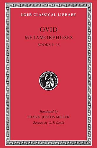 9780674990470: Ovid IV: Metamorphoses, Books IX-XV (Loeb Classical Library, No. 43)