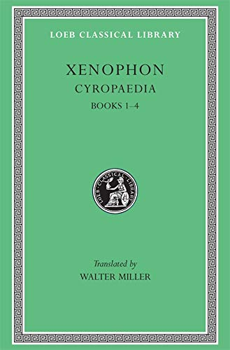 9780674990579: Xenophon: Cyropaedia Volume V: Books 1-4 (Loeb Classical Library)