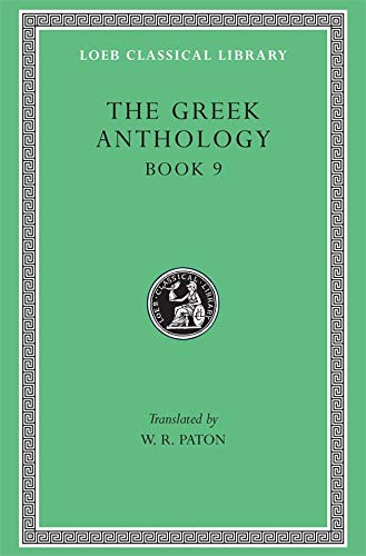 9780674990937: The Greek Anthology: 3