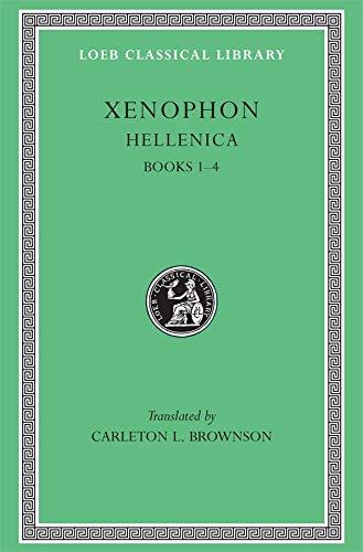 9780674990982: Hellenica, Books I-IV L088 V 1 (Trans. Brownson) (Greek)