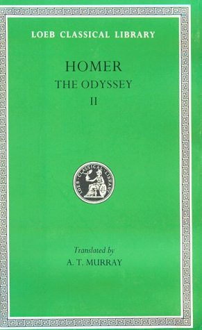 9780674991170: Odyssey: Bks.XIII-XXIV v. 2 (Loeb Classical Library)