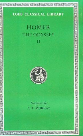 9780674991170: Odyssey: Bks.XIII-XXIV v. 2