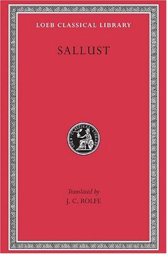 9780674991286: Sallust (Loeb Classical Library No. 116)