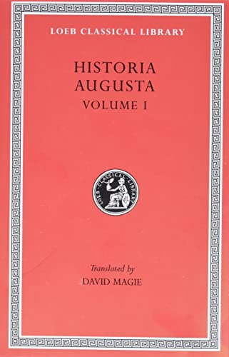 9780674991545: Historia Augusta, Volume I (Loeb Classical Library No. 139)