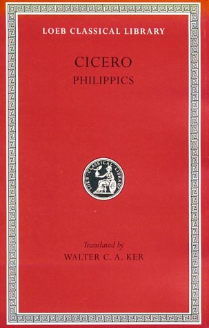 9780674992085: The Philippics: v. 15 (Loeb Classical Library)