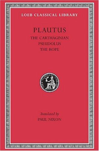9780674992863: Plautus: IV