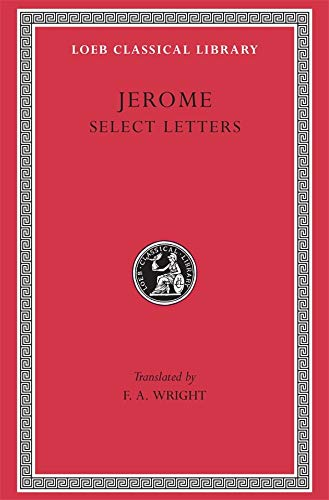 Jerome: Select Letters: Jerome; Wright, F.A.