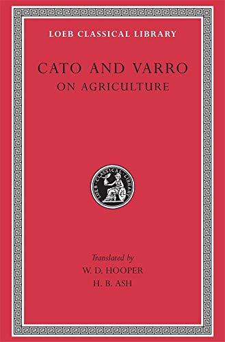 Marcus Porcius Cato on Agriculture: Marcus Terentius: Hooper, William Davis/