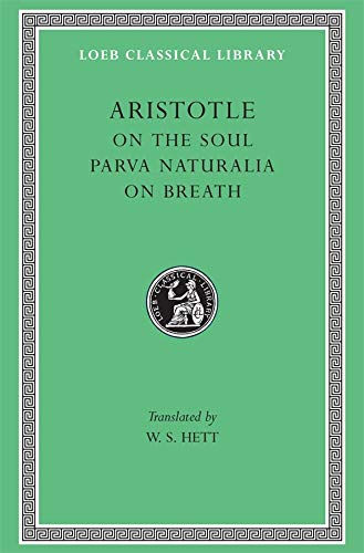 9780674993181: Aristotle: 008 (Loeb Classical Library)