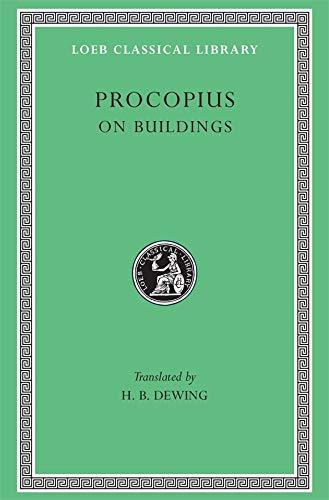 Procopius: On Buildings. General Index (Loeb Classical: Procopius