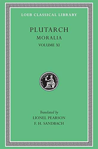 9780674994690: Moralia, Volume XI: On the Malice of Herodotus. Causes of Natural Phenomena (Loeb Classical Library 426) (Loeb Classical Library *CONTINS TO info@harvardup.co.uk)