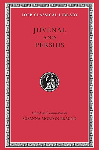 9780674996120: Juvenal and Persius (Loeb Classical Library)