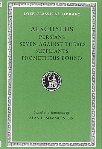 Aeschylus: Aeschylus