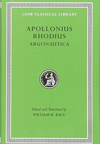 9780674996304: Argonautica (Loeb Classical Library) (Greek and English Edition)