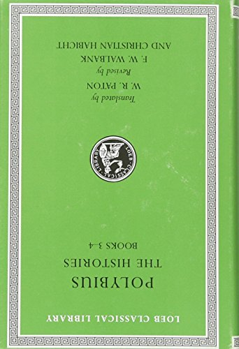 9780674996380: The Histories, Volume II: Books 3-4 (Loeb Classical Library)