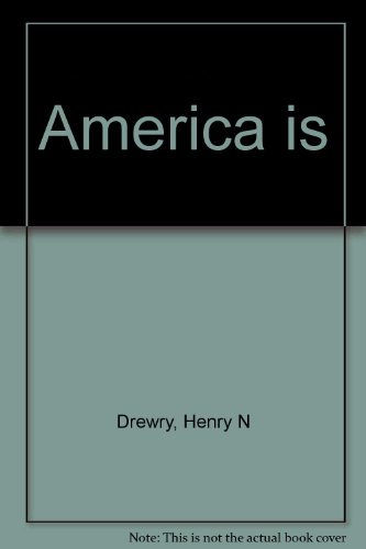 9780675010146: America is, Teacher Annotated Edition