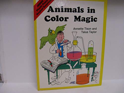 9780675010467: Animals in Color Magic (Color Magic Series)