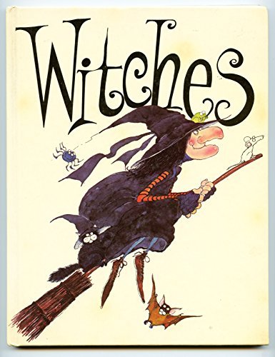9780675010900: Witches